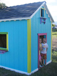 Courtnee's Playhouse - Starting at $1,190